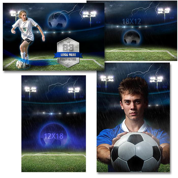 Soccer STADIUM Backgrounds