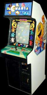Pac-Mania Arcade Video Game