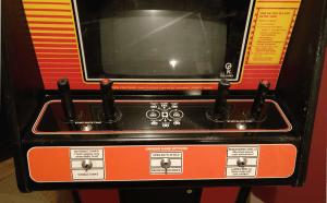 Ultra Tank control panel