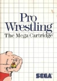 8 - Pro Wrestling Master System Game Cover Image
