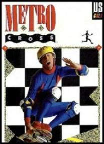 1 Metro Cross nes game cover image