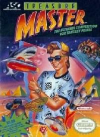 2 Treasure Master Nes game cover image