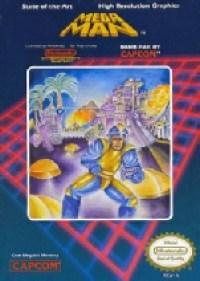 3 - Mega Man NES Game Cover Image-2