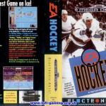 EA Hockey (Mega Drive Review)