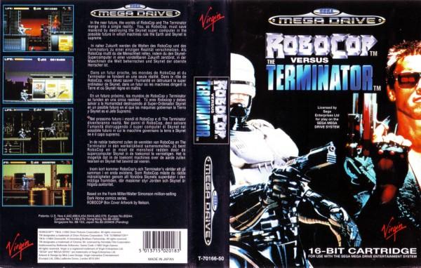 Image result for robocop vs terminator mega drive