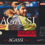 Andre Agassi Tennis (SNES Review)