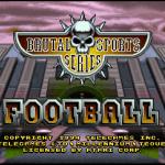 Brutal Sports Football (Jaguar Review)