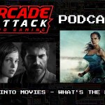 Arcade Attack Podcast – April (1 of 5) 2018