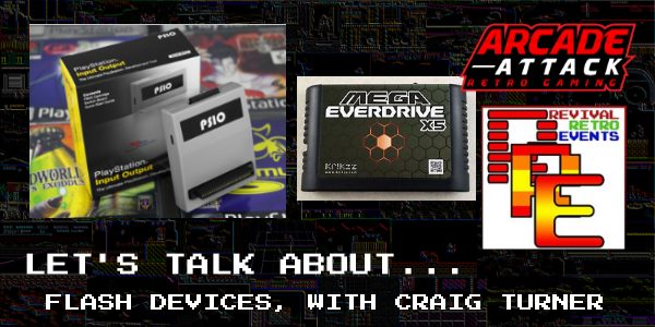 Let's Talk About: Flash Devices (With Craig Turner - Revival Events