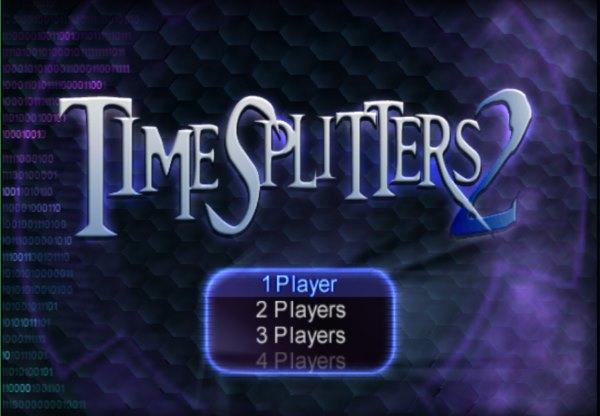 timespliters 2 ps2