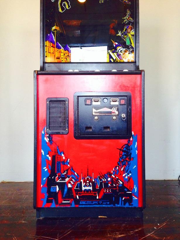 Arcade Specialties Space Invaders Deluxe Video Arcade