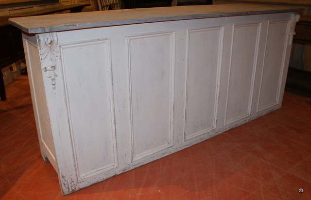 Decorative Painted Bookcases