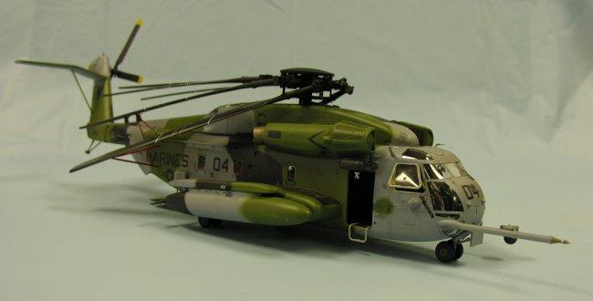 Ch 46 Sea Knight Interior
