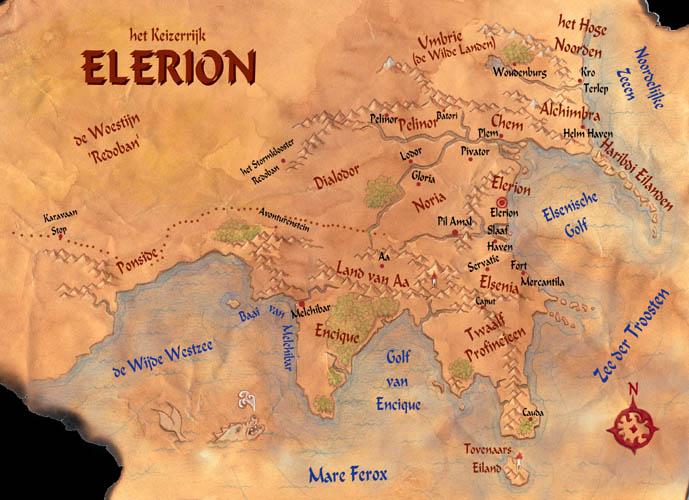 Kaart Elerion weer klikbaar