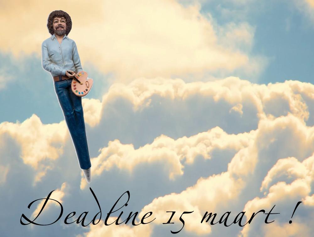 Deadline Binnenspelse Post Elerion : 15 maart
