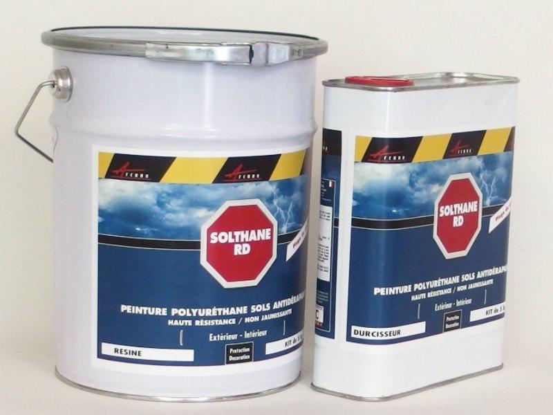 Peinture Antiderapante Pour Sol Escalier Pont De Bateau Carrelage Garage Plage De Piscine Solthane Rd Fabricant Solvant Et Preparation Surface Marseille Arcane Industries