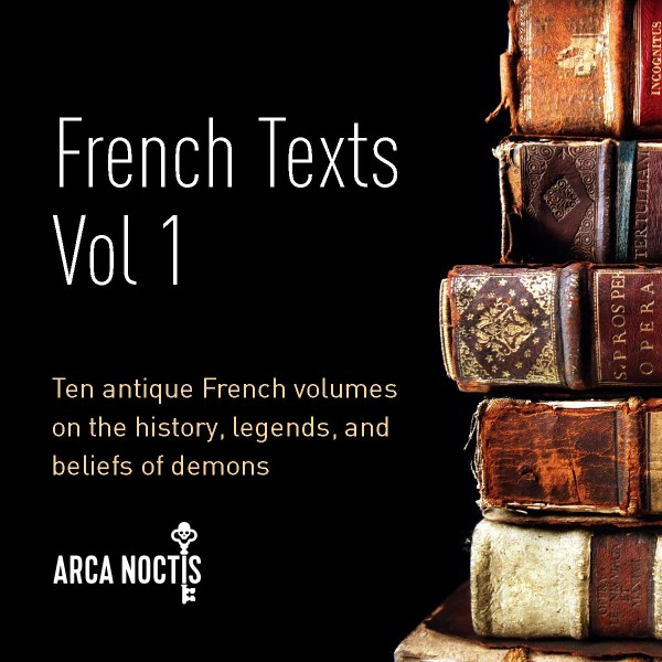 French Texts Vol 1