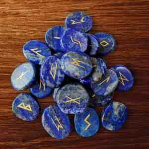 Azule Rune Stone Set