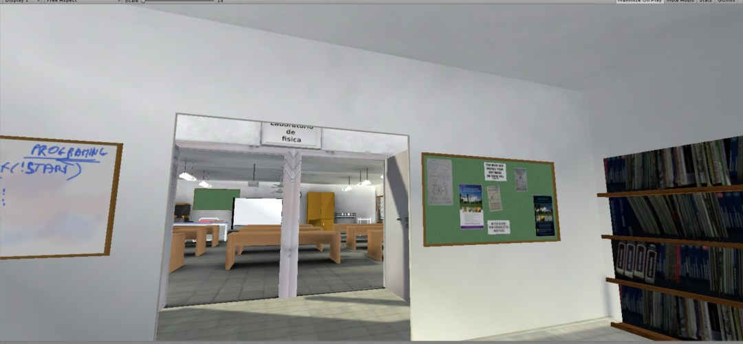 Laboratorio fisica virtual