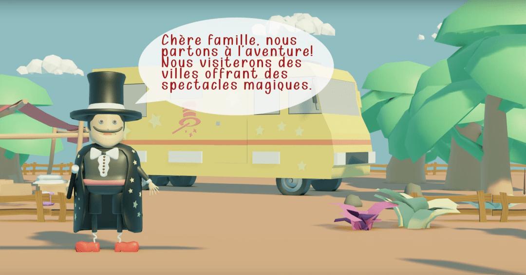 Corto demostrativo videojuego :