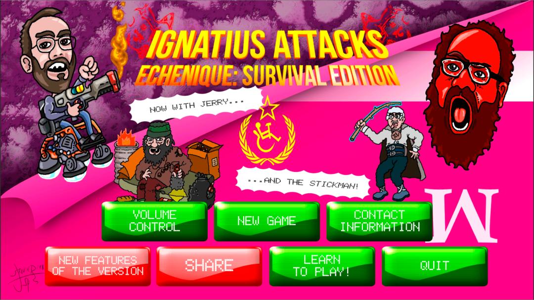 Ignatius Attack