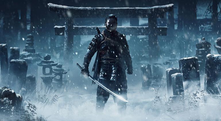 GHOST OF TSUSHIMA ¿Fascinado por la aventura de Jin Sakai? No te pierdas el arte de Ghost of Tsushima