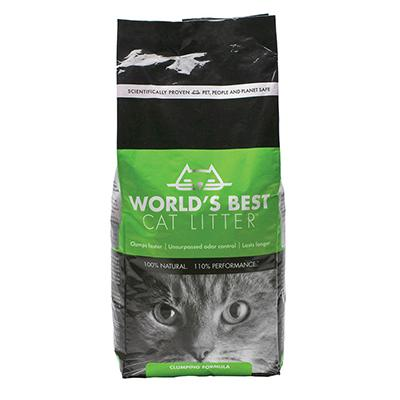 World's Best Cat Litter Clumping Formula 7 Lb