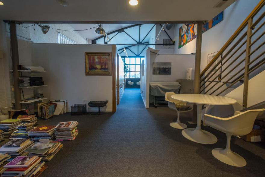 511 W 4th St Unit 1-large-010-008-Interior Work Room-1500x1000-72dpi