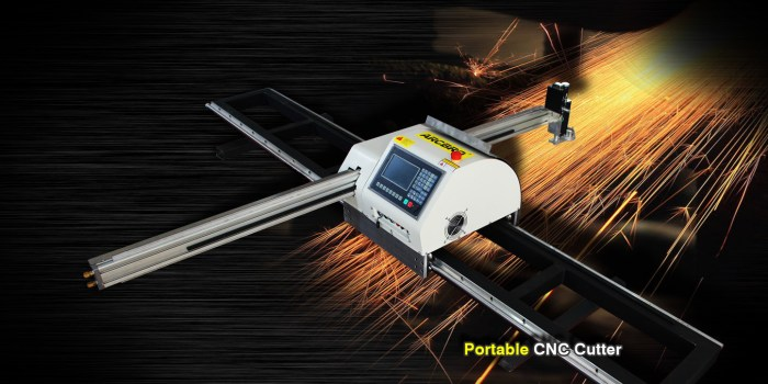 cruiser mini portable cnc cutter