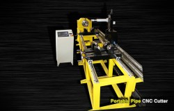 TUBE MINI CNC PIPE CUTTING MACHINE