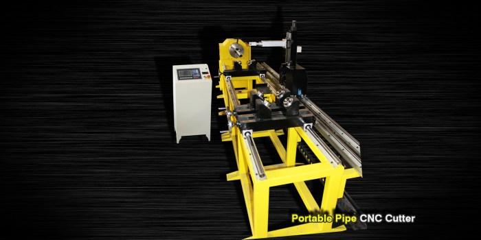 TUBE MINI CNC PIPE CUTTING MACHINE