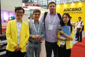 Beijing Essen Welding & Cutting Fair 2015 news 003