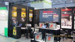 2012 Japan International Welding Show news 001