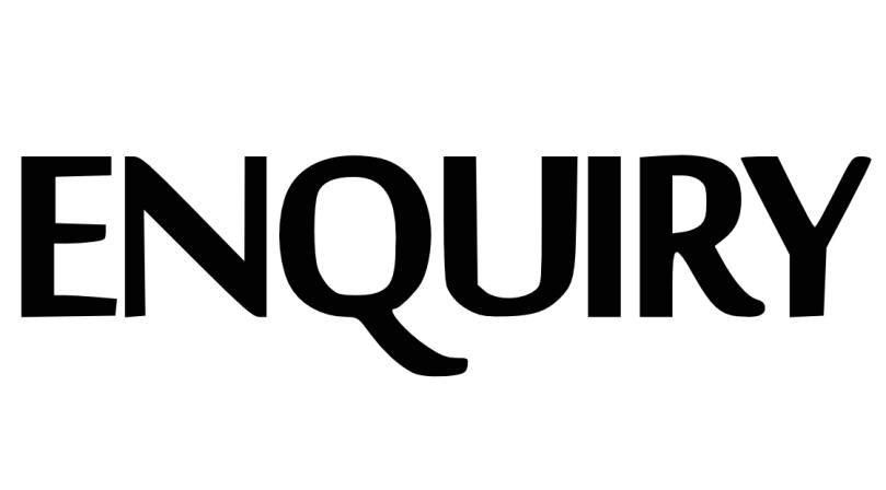 enquiry
