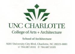UNCC COAA SOA logo