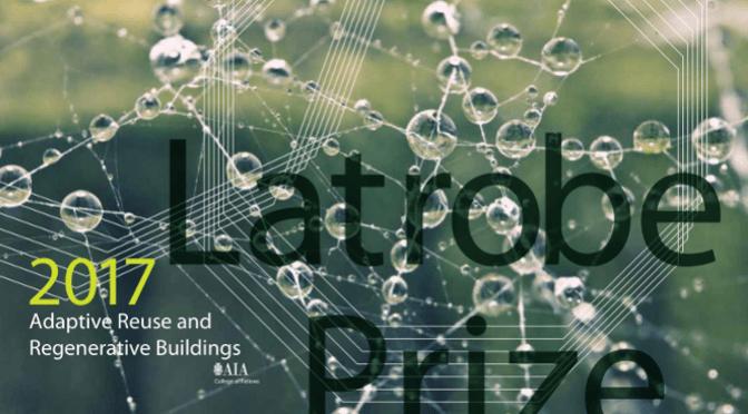 2016 AIA Latrobe Prize ad
