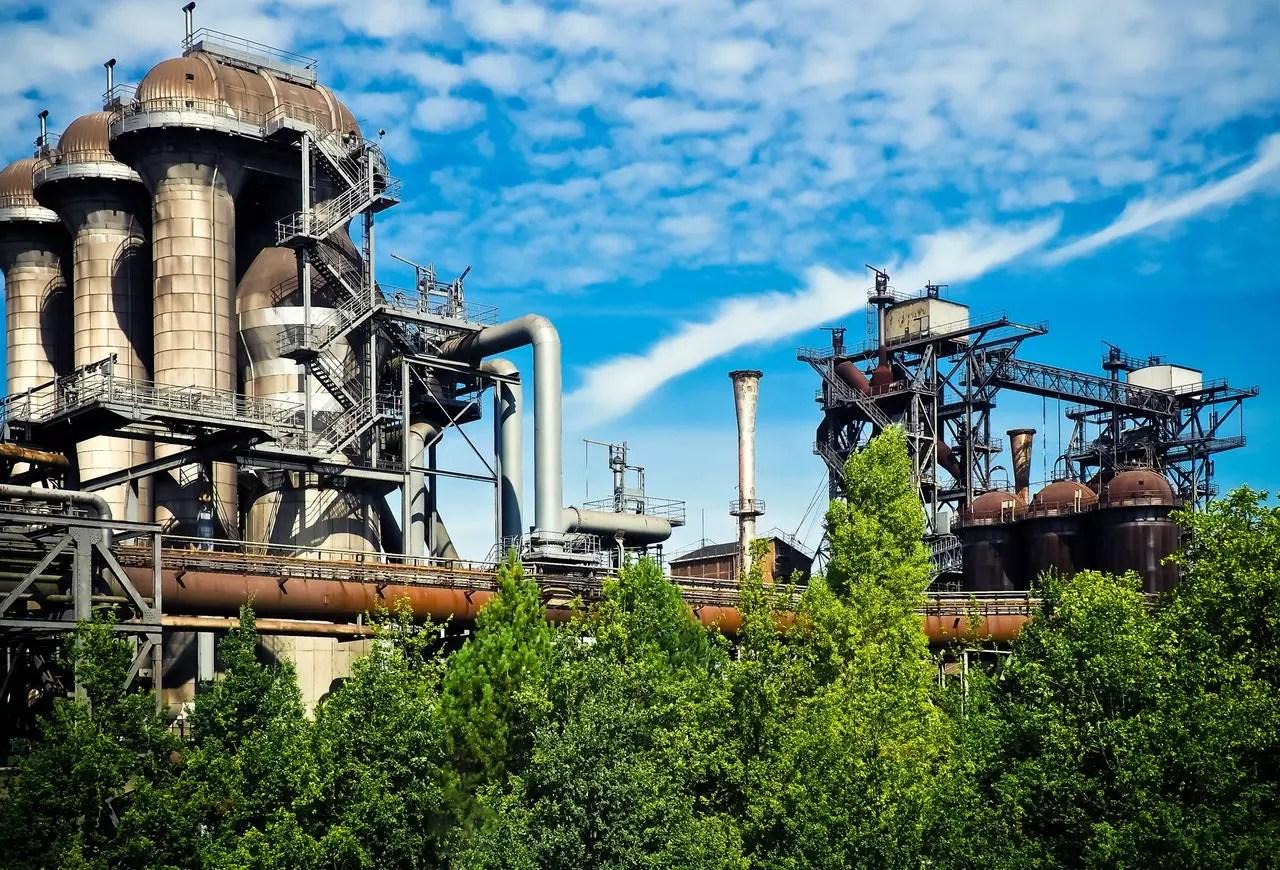recuperaciones y limpiezas industriales