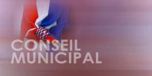 Les infos du dernier conseil municipal