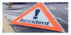 Accident de la route à Bardecille