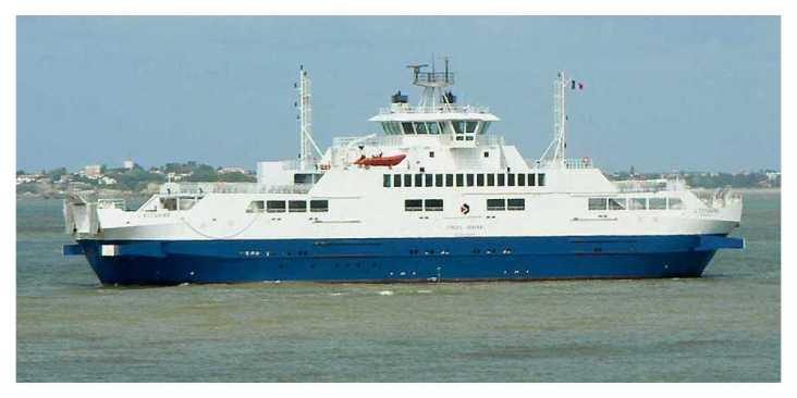 Horaires et tarifs du bac (ferry) Royan-Le Verdon