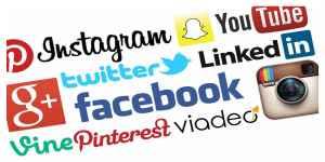 Utilisations des réseaux sociaux Facebook et Twitter
