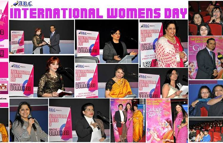 Women's Day – Gulaab Gang – Ethnic Marketing