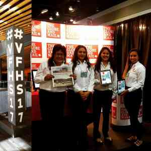 Globe & Mail - Experiential Marketing Campaign - Vancouver Fall Home Show - Vancouver Convention Centre