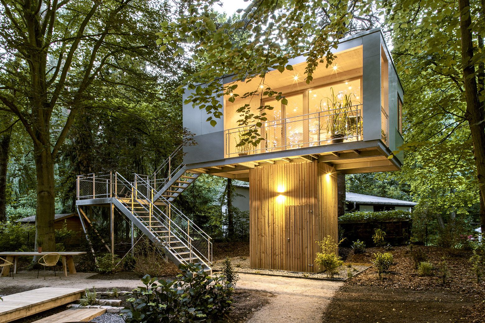 10 Tree Houses With Breathtaking Views Of Nature Arch2o Com