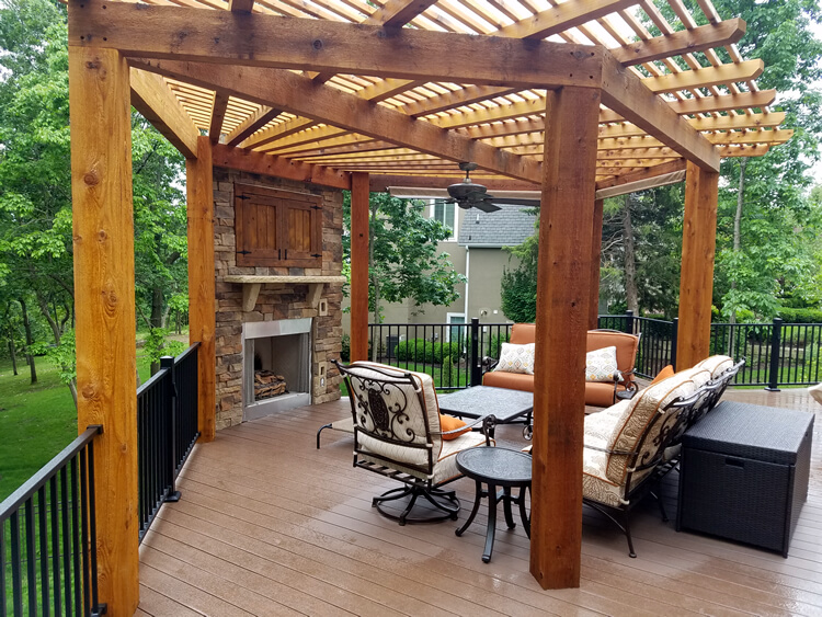 pros and cons of adding an outdoor
