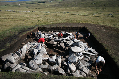 Fig 12-Early Medieval Kiln