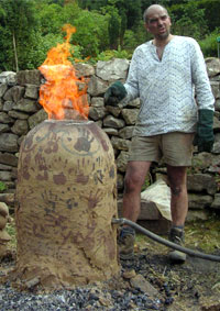 Experimental Archaeology at Sheffield University