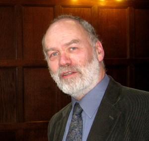 David Baker at Battle