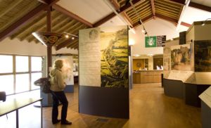 Offa's Dyke Centre featured