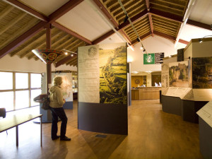 The Offa's Dyke Centre (photo: jimsaunders.co.uk)